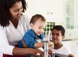 Pratiques d'hygiène pour les tout-petits