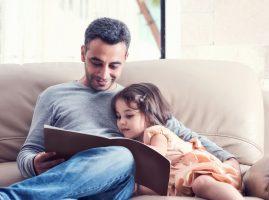 Je lis, tu lis, nous lisons à notre enfant!